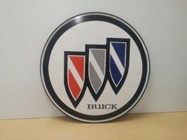 Buick Shield Round 24 inch Sign Skylark Regal LeSabre - $53.90