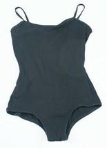 Body Wrappers Child Size Medium Black Leotard Dance Ballet Style VL328 - $14.84