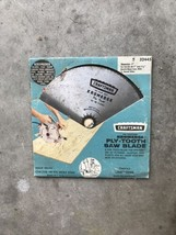 """Craftsman Ply tooth Saw Blade Kromedge 32445 Made in USA 7"""" - $9.89"""