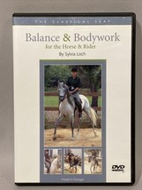 The Classical Seat by Sylvia Loch DVD Balance & Bodywork Horse & Rider T... - $29.99