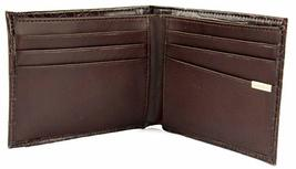Calvin Klein CK Men's Leather Removable Card ID Passcase Wallet Brown 79491 image 4