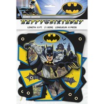 Batman Large Jointed Banner  - £5.31 GBP