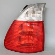 04 05 06 BMW X5 LEFT DRIVER SIDE TAIL LIGHT OEM - $74.24