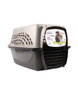 Petmate Tan/coffee 2 Door Top Load Kennel 24 In - $76.05