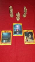 Akashic Tarot Reading With Three Cards Make Best Possible Choice One Question - $13.99