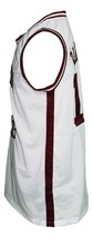 Mookie Blaylock #10 Custom College Basketball Jersey Sewn White Any Size image 4