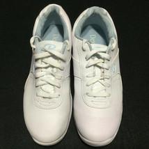 Dexter Womens Raquel III Bowling Shoes White Blue Size 10 Model B1826-9 - $28.48