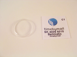 Watch Crystal For SEIKO BELLMATIC 4006 6010 Plexi-Glass Bell Matic Spare... - $19.59