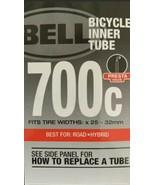 Bell Bicycle Inner Tube, Presta Valve 700 X 25-32C, Road Use 7064275 NEW... - $9.79