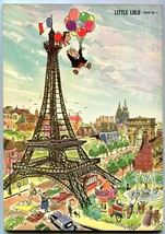 MARGE'S LITTLE LULU #165 1962-GOLD KEY-IN PARIS-GIANT VF/NM image 2