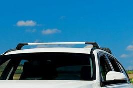 Silver Roof Rack Cross Bars For Mitsubishi Outlander 2012-2018 for Flush rails - $102.76