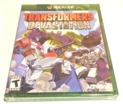 Transformers: Devastation (Microsoft Xbox One, 2015) Teen Game - €13,43 EUR