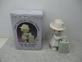 1989 Precious Moments You Will Always Be My Choice Figure PM-891  - $9.99