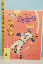 1967 Los Angeles Dodgers Official Baseball Yearbook #A - $24.75