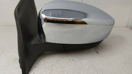 2012-2014 Ford Focus Driver Left Side View Power Door Mirror Chrome 91499 - $84.60