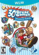 Family Party 30 Great Games: Obstacle Arcade - Nintendo Wii U [video game] - $19.99