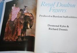 ROYAL DOULTON FIGURES Eyles & Dennis HC Reference Book 1978 - $12.38