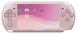 SONY PSP Playstation Portable Console JAPAN Model PSP-3000 Blossom Pink ... - $320.71