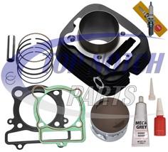 Yamaha Raptor 350 cilindro pistn Junta extremo superior kit Set 2004-2011 04-11 - $83.95
