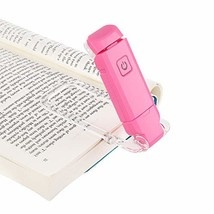 DEWENWILS USB Rechargeable Book Reading Light, Warm White, Brightness (P... - $21.79