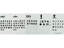 Slice Sports Design Card and Design Guide, Scrapbooking & Card Making image 3