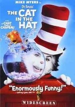 DVD - Dr. Seuss' The Cat In The Hat (Widescreen Edition) DVD  - $7.08