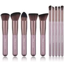 Kabuki Makeup Brush Set Soft Foundation Bronzer Concealer Eyeshadow Cosm... - $11.39