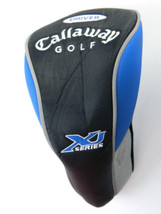 CALLAWAY XU SERIES DRIVER HEAD COVER IN VERY GOOD CONDITION - $8.59