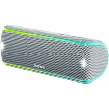 SONY SRS-XB31 W Portable Wireless Speaker White Waterproof with Tracking - $328.76 CAD