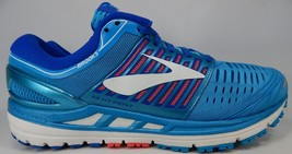 Brooks Transcend 5 Size US 11 M (B) EU 43 Women's Running Shoes Blue 1202631B474