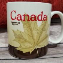 NEW Starbucks Canada Mugs Collector Series 16 OZ - 2009 - $55.17