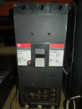 Ge TKL8S 800A Frame 3P 600V 600A Rated Hi Ic Breaker RMS-9 Micro Versa Trip w/ Lig - $2,000.00