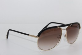 NEW TOM FORD TF 235 28F MARCO GOLD GRADIENT SUNGLASSES AUTHENTIC 59-15 W... - $158.02