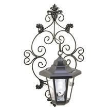 Outdoor Solar Wall Lantern 10014256 - $34.19