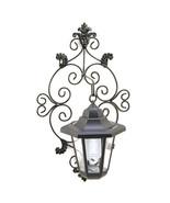 Outdoor Solar Wall Lantern 10014256 - $32.39