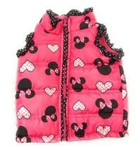 Disney Children's Coat Jacket Baby 12 months Pink Color Minnie Mouse Zipper - $16.20