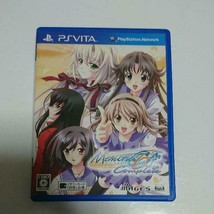 Memories Off 6 Complete PlayStation Vita Video Game From Japan - $58.40