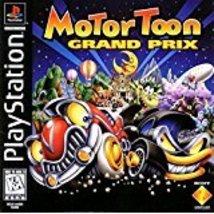 Motor Toon Grand Prix | PlayStation (PSone) - $7.91