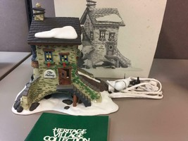 "Dept 56 Dickens Village ""The Maltings"" Heritage Village Collection #58335 - $57.66"