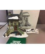 """Dept 56 Dickens Village """"The Maltings"""" Heritage Village Collection #58335 - $57.66"""
