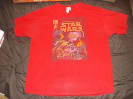 Star Wars Comic Book tshirtsize XL 100% cotton Death Star Skywalker - $17.99