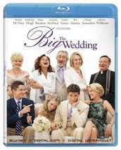The Big Wedding [Blu-ray]