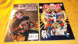 Punisher 2099 # 1 Punisher # 1 1995 Series * The Chair For Nick Fury's Murder! - $7.00