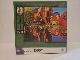 """Big Ben """"Balloons, Cassola, Veneto, Italy"""" 1500 Piece Jigsaw Puzzle 24"""" ... - $18.69"""