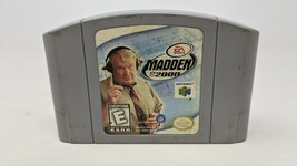 N64 Madden Football 64 (Nintendo 64, 1997) *Game cartridge only - $7.51