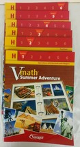 Vmath Summer Adventure ~ Level H ~ Modules 1 - 6 ~ By Expanded Learning ... - $14.75