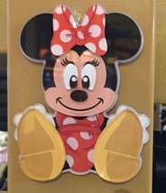 DISNEY PARKS EXCLUSIVE MINNIE MOUSE BIG FEET ACRYLIC MAGNET NEW - $13.71