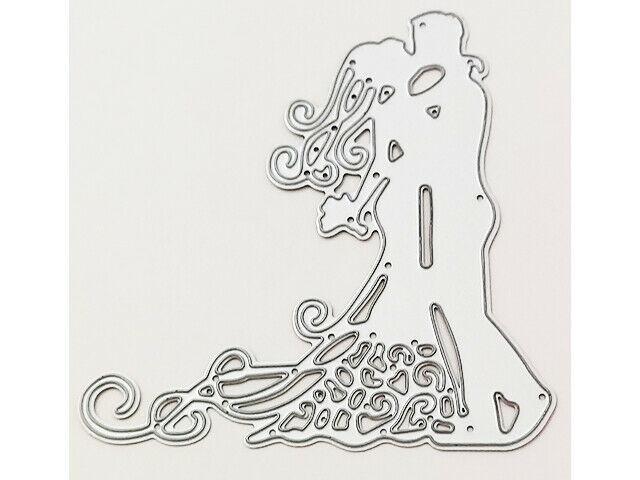 Lacy Bride and Groom Die