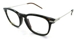 Fendi Rx Eyeglasses Frames FF 0226 086 50-19-145 Dark Havana Made in Italy - $90.08