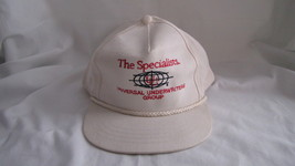 The Specialists Universal Underwriters Group Baseball Trucker Hat Snap V... - $3.99